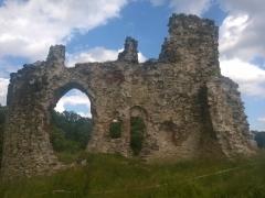Замок Айзкраукле или Ascheraden, Латвия