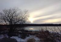 Зимнее Балтийское море