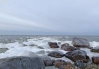 Балтийское море, зима