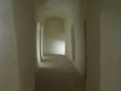 Пещерная церковь, Дивногорье, вид изнутри