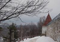Башня Никольского монастыря в Гороховце