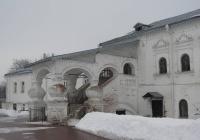 монашеские кельи Никольский монастырь Гороховец
