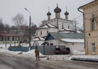 У Сретенского монастыря, Гороховец