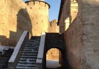 Ивангородская крепость, вид