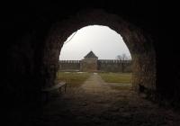 Ивангородская крепость внутри
