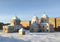 Церкви в Ивангороде