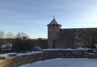 Крепость в Ивангороде