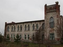 Калязин, старая больница, модерн