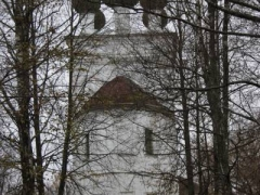 Входо - Иерусалимская церковь, город Кашин, краеведческий музей