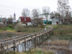 Мост, город Кашин