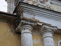 Крестознаменская церковь, город Кашин