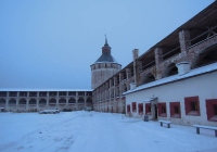 Монастырь в Кириллове