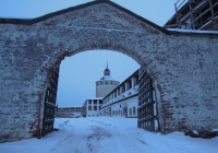 ворота кирилло-белозерского монастыря