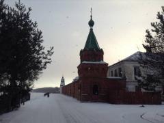 Монастырь, Старая Ладога