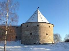 Крепость, Старая Ладога