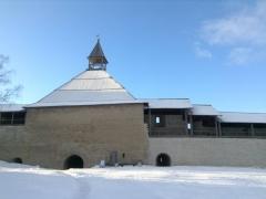 Крепость Староладожская