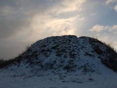 курган Олегова могила, Старая Ладога