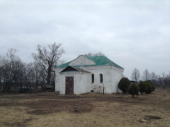 Церковь Покрова на Нерли, сторожка и пасека