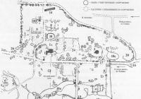 План приусадебной территории Никольское-Черенчицы