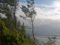 обрыв Панга, остров Сааремаа