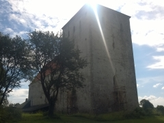 Замок Пейде, Сааремаа