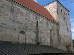 Церковь - замок св. Марии в Пёйде, Сааремаа