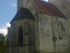 Вальяла, церковь, остров Сааремаа