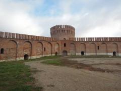 Смоленская крепостная стена, лестница на верх