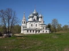 Романов - Борисоглебск, церковь