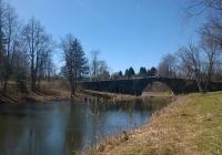 валунный мост в Василево