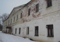 братский корпус Благовещенский монастырь Вязники