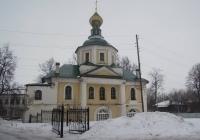Надвратная церковь всех святых Вязники