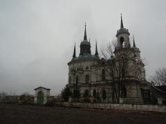 Быково. Владимирская церковь