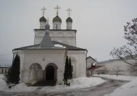 церковь в Сретенском монастыре, Гороховец