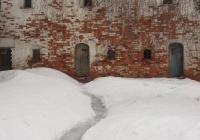 Гороховец, Сретенский монастырь