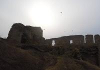 Ивангородская крепость, стены