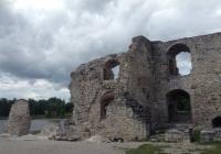 Замок Кокнесе, Латвия