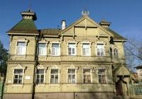 деревянная резьба, Кострома