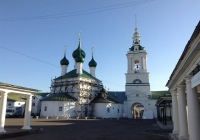 Кострома, церкви