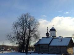 Старая Ладога, церковь