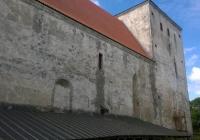 Церковь - замок в Пейде