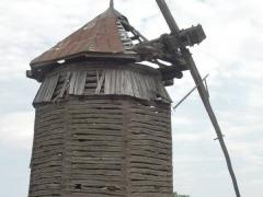 Ветряная мельница в Ступино