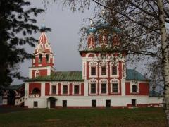 храм царевича Дмитрия на крови, углич