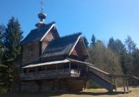 Василево, деревянное зодчество